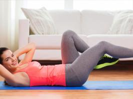 esercizi per stare in forma