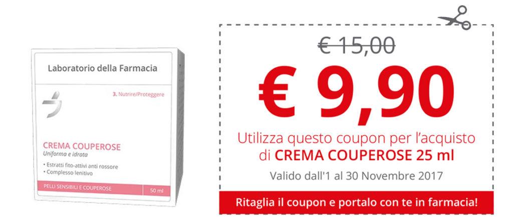 crema couperose in offerta in Farmacia Ciato
